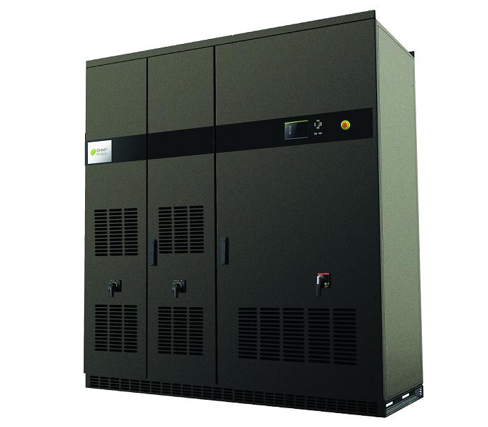 15kw光伏逆变器与配电箱接线图