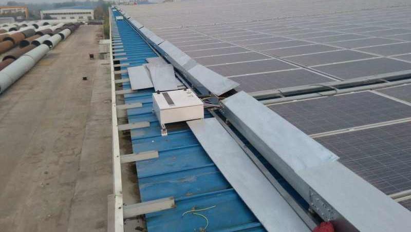 正泰电源布局光伏产业链,中科明分布发电系统亮相青岛